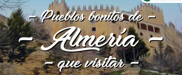 Pueblos bonitos que visitar en Almería