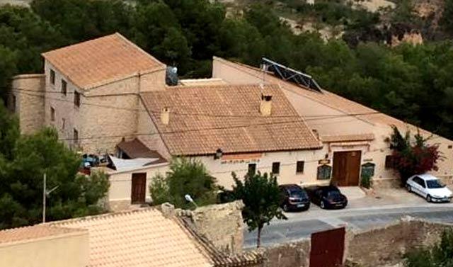 Hoteles Rurales con encanto en Murcia
