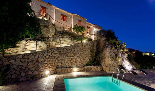 Los 12 mejores hoteles rurales con encanto en Murcia - turismo-alojamiento-rural