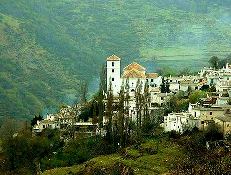 Bubión, proclamado uno de los pueblos más bonitos de España
