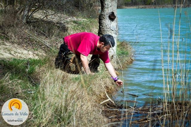 encontrar agua bushcraft