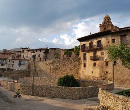 mirambel pueblos bonitos españa 2018