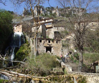 ocupacion mayo 2018 turismo rural burgos