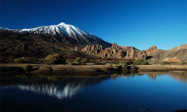 El Parque Nacional del Teide es el más visitado desde 1996