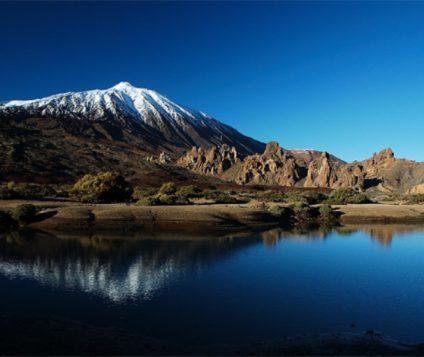 El Parque Nacional del Teide  es el más visitado desde 1996 - naturaleza, centenario-ordesa
