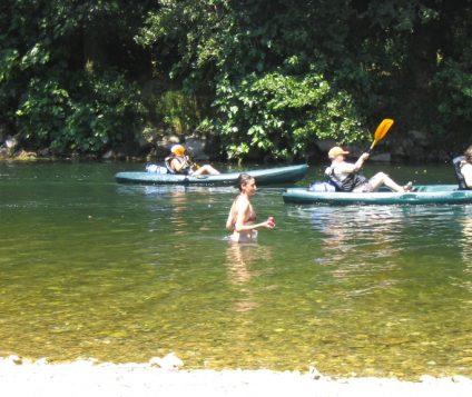 El descenso del Sella una actividad muy bien valorada - turismo-activo