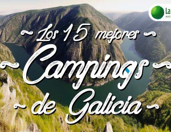 Los 15 Mejores Campings de Galicia