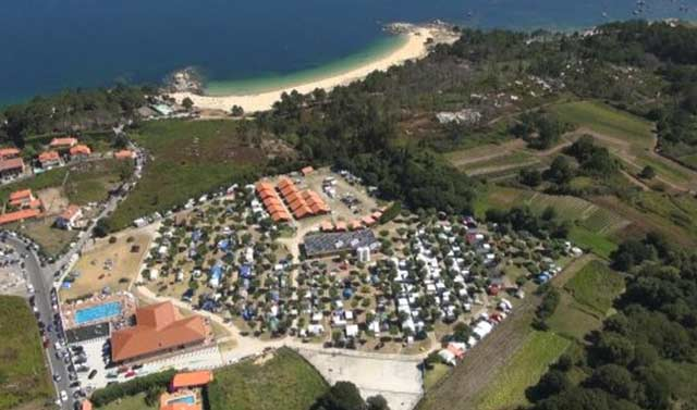 mejores campings galicia camping paixaje ii