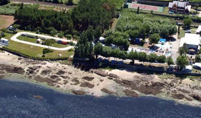 mejores campings galicia camping rio ulla