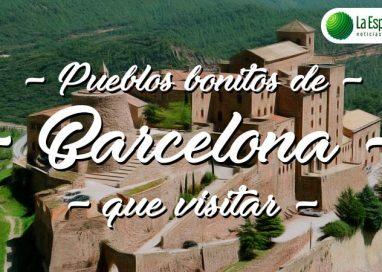 Pueblos bonitos de Barcelona que visitar
