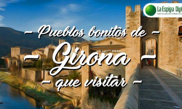 21 Pueblos Bonitos de Girona que visitar