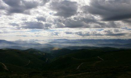 La 39 Marcha Regional de Veteranos reúne a 320 montañeros