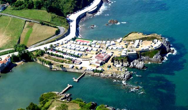 mejores campings asturias perlora