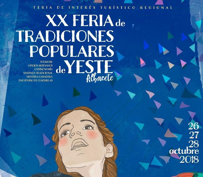 La Feria de Tradiciones Populares de Yeste cumple veinte años