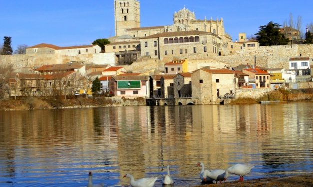 El Ayuntamiento de Villardeciervos y Zamora Natural galardonados en los Premios de Turismo Sostenible