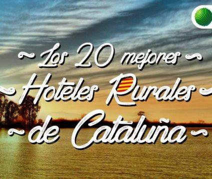 Mejores hoteles rurales con encanto en Cataluña