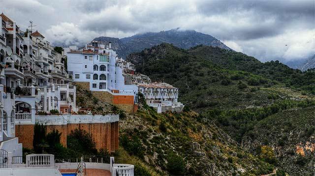 Pueblos bonitos que ver en Málaga