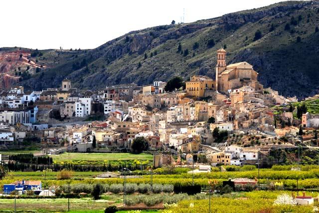 Pueblos bonitos que visitar en Murcia