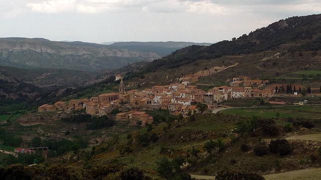 Pueblos bonitos de Teruel que visitar - pueblos-bonitos-de-espana