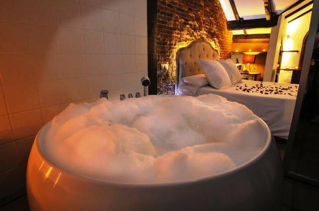 hoteles jacuzzi privado habitacion hotel las viñas