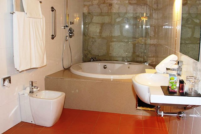 hoteles jacuzzi habitacion concejo hospederia