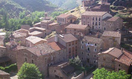 Viniegra de Arriba, proclamado uno dePueblos más Bonitos de España