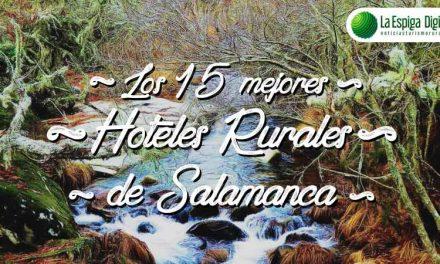 Los 15 Mejores Hoteles Rurales con encanto en Salamanca