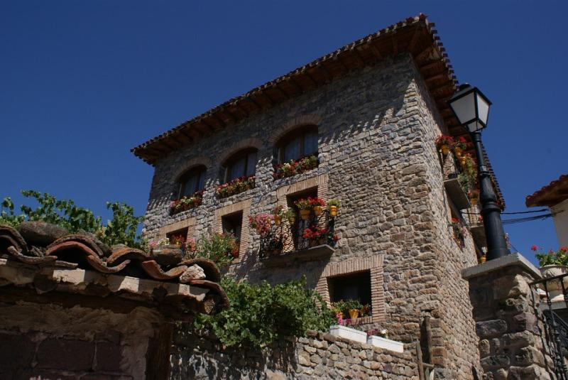 El turismo rural de La Rioja sufre un descenso del 31,4% en enero