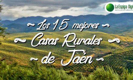 Las 15 mejores casas rurales en Jaén