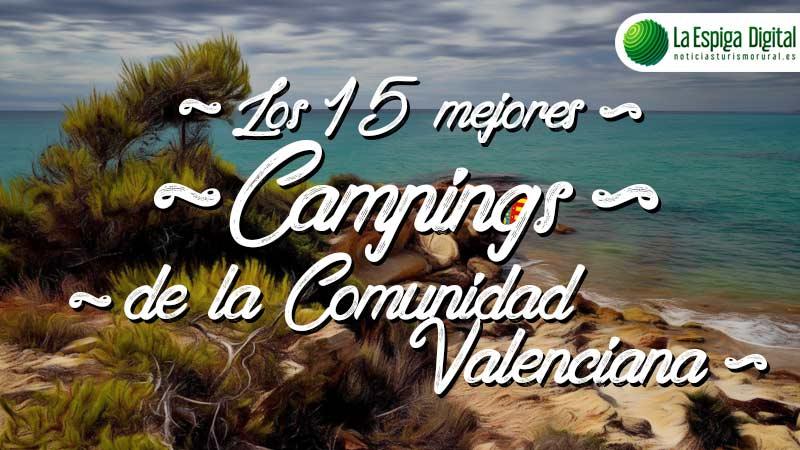 Los 15 Mejores Campings de la Comunidad Valenciana