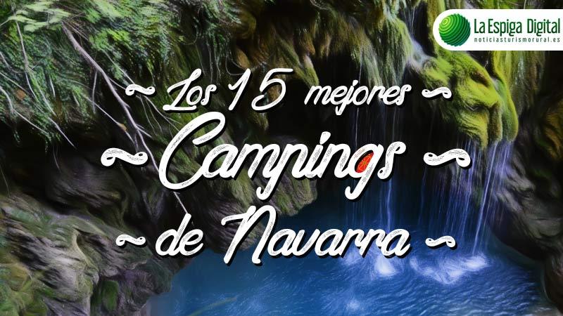 Los 15 Mejores Campings de Navarra