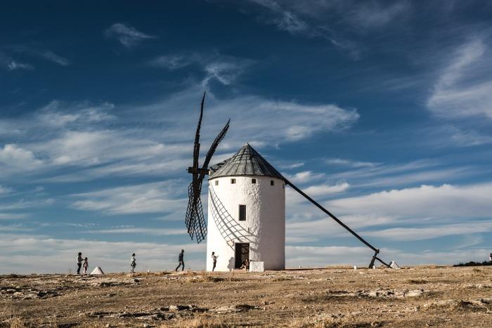 El turismo rural en Castilla- La Mancha aumenta en febrero
