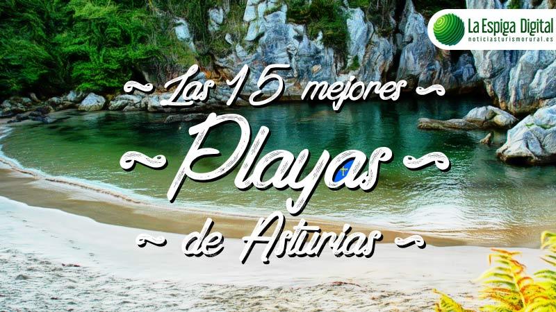 Las 15 Mejores Playas de Asturias