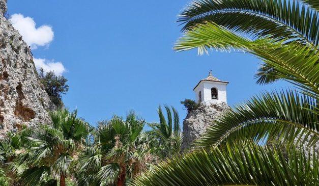Duro descenso del turismo rural en la Comunidad Valenciana en marzo