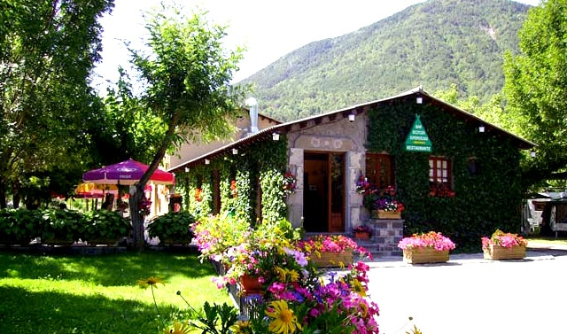 mejores campings huesca camping oto