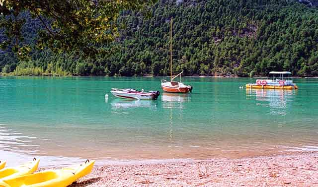 mejroes campings huesca camping liguerre