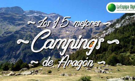 Los 15 Mejores Campings de Aragón