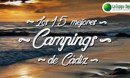 Los 15 Mejores Campings de Cádiz