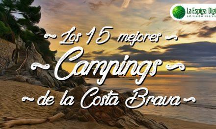 Los 15 Mejores Campings en la Costa Brava (Girona)