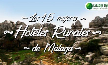 Los 15 Mejores Hoteles Rurales de Málaga