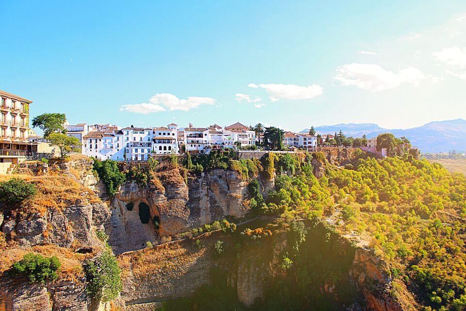 Aumenta el turismo rural de Andalucía más de un 20% en abril