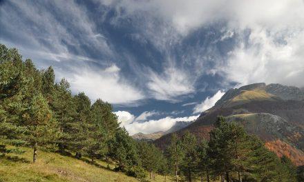 El turismo rural en Aragón asciende notablemente en abril