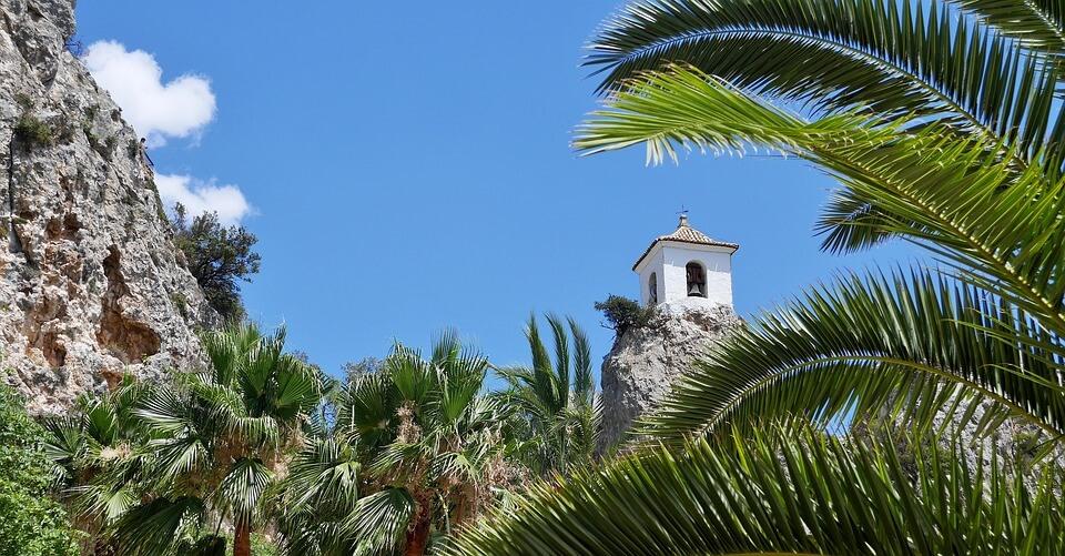 El turismo rural en la Comunidad Valenciana asciende en abril