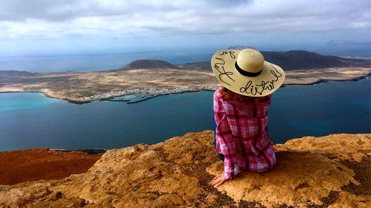 La Graciosa, un pequeño paraíso natural en las Islas Canarias