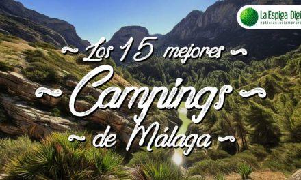 Los 15 Mejores Campings de Málaga
