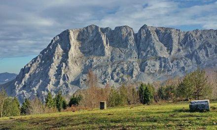 Leve descenso del turismo rural en el País Vasco en mayo