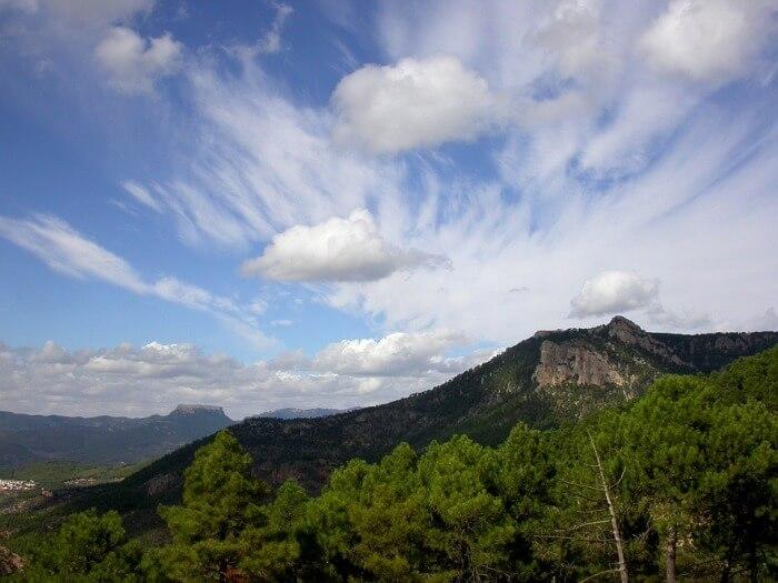 El turismo rural en Murcia aumenta en junio de forma sobresaliente