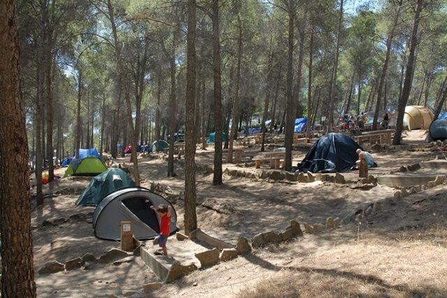 mejores campings malaga camping parque ardales