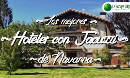 Los 9 Mejores Hoteles con Jacuzzi Privado en Navarra