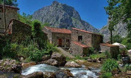 Aumenta el turismo rural de Asturias en julio